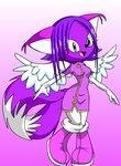 Luna the Wolf-fox