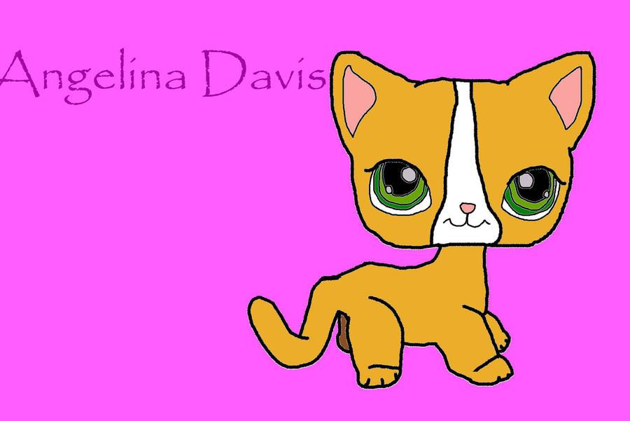 Angelina Davis From Lps Popular By Lpsplusponies On Deviantart