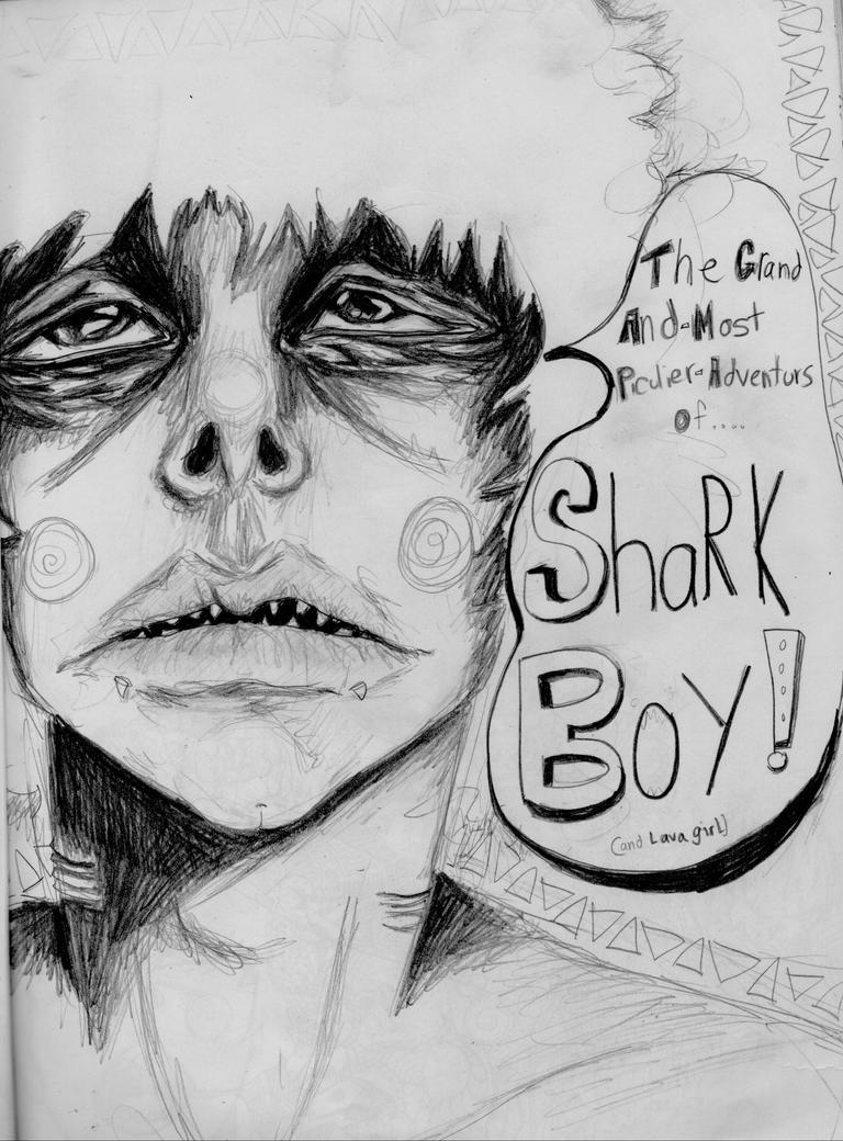 the adventures of shark boy by fennifer2005 on DeviantArt