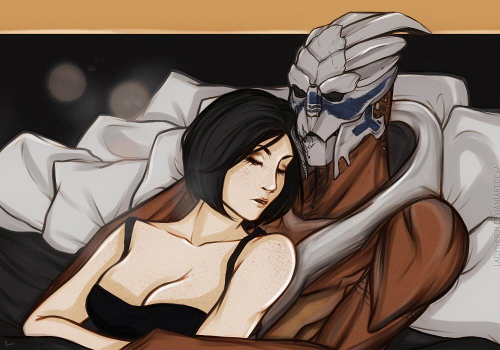 ME: Won't Sleep Unless You {Shakarian} by LadyTheirin