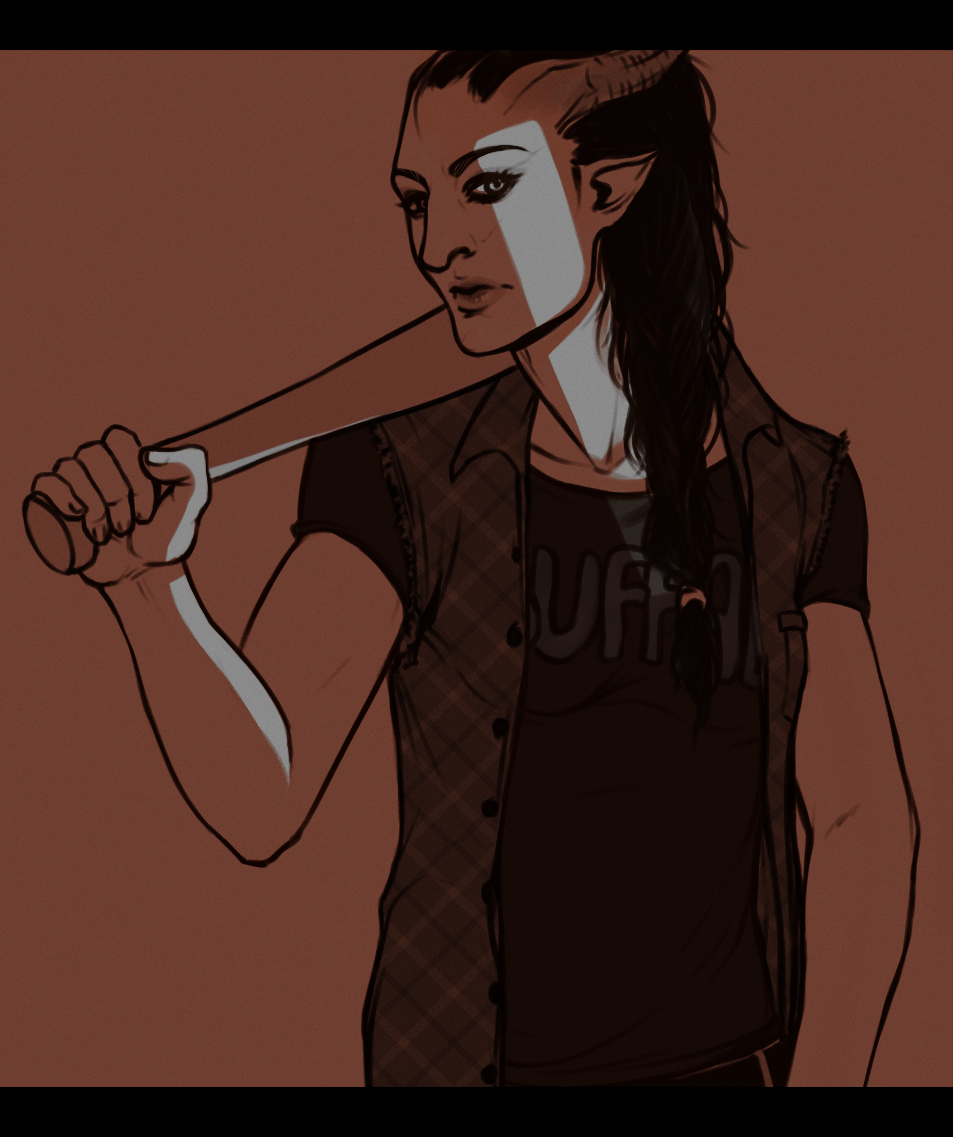 DAI: Asala [Commission] by LadyTheirin