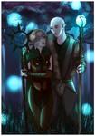 DAI: Old Magic {Solavellan} [Commission]