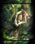 Dryad.  Series *For friends*