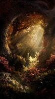 Ghost of autumn
