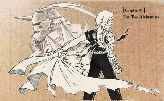 FMA ch. 01 - The Two Alchemists