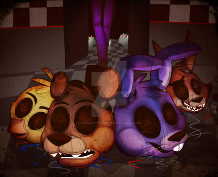 Five Nights at Freddy's 3: Broken Apart