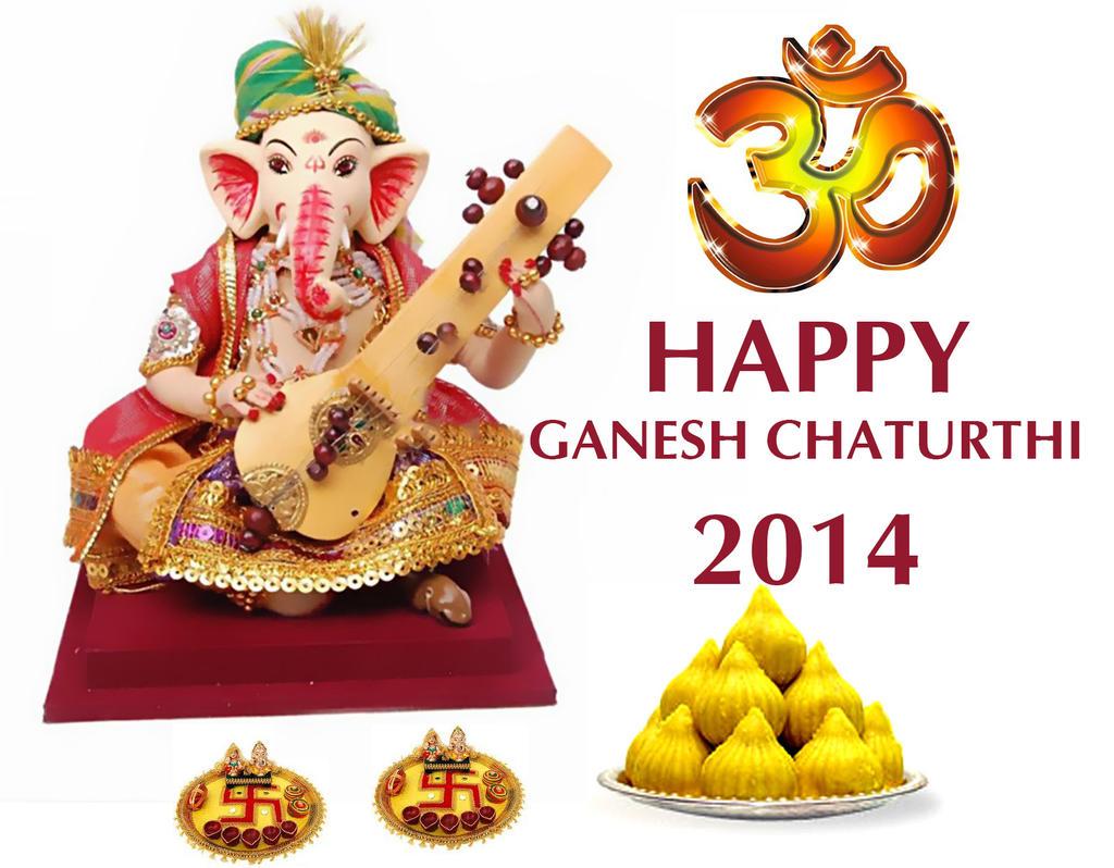 Ganesh Chaturthi 2014 by sunny2367 on DeviantArt