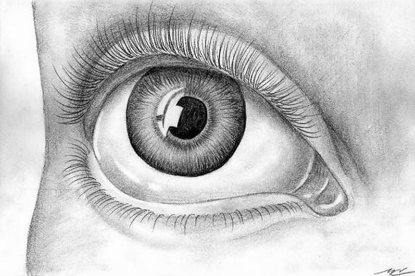 Eye by mayastoso
