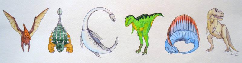 VICTOR: Dinosaurs