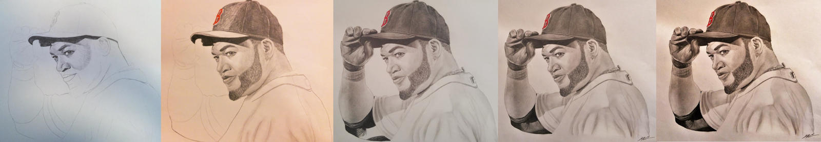 Big Papi WIP by mayastoso
