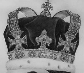 English Crown Detail