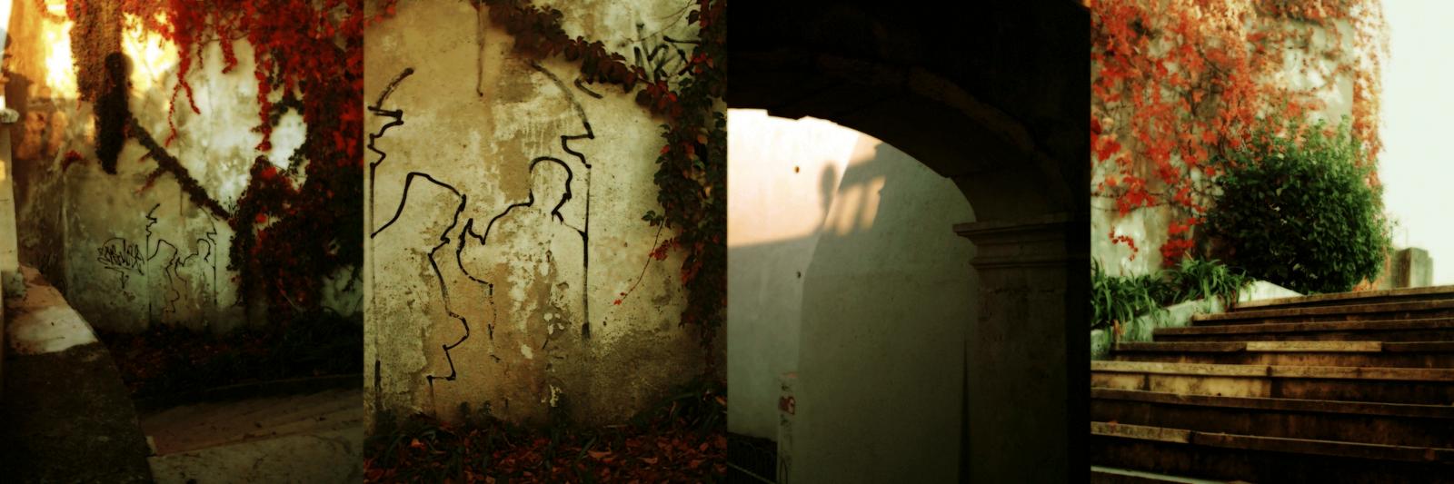 the graffiti and the invitation by rioMenor