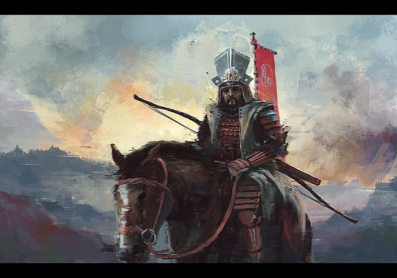 Samurai 800x560 by Jonna84
