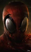 Spiderman by AdduArt