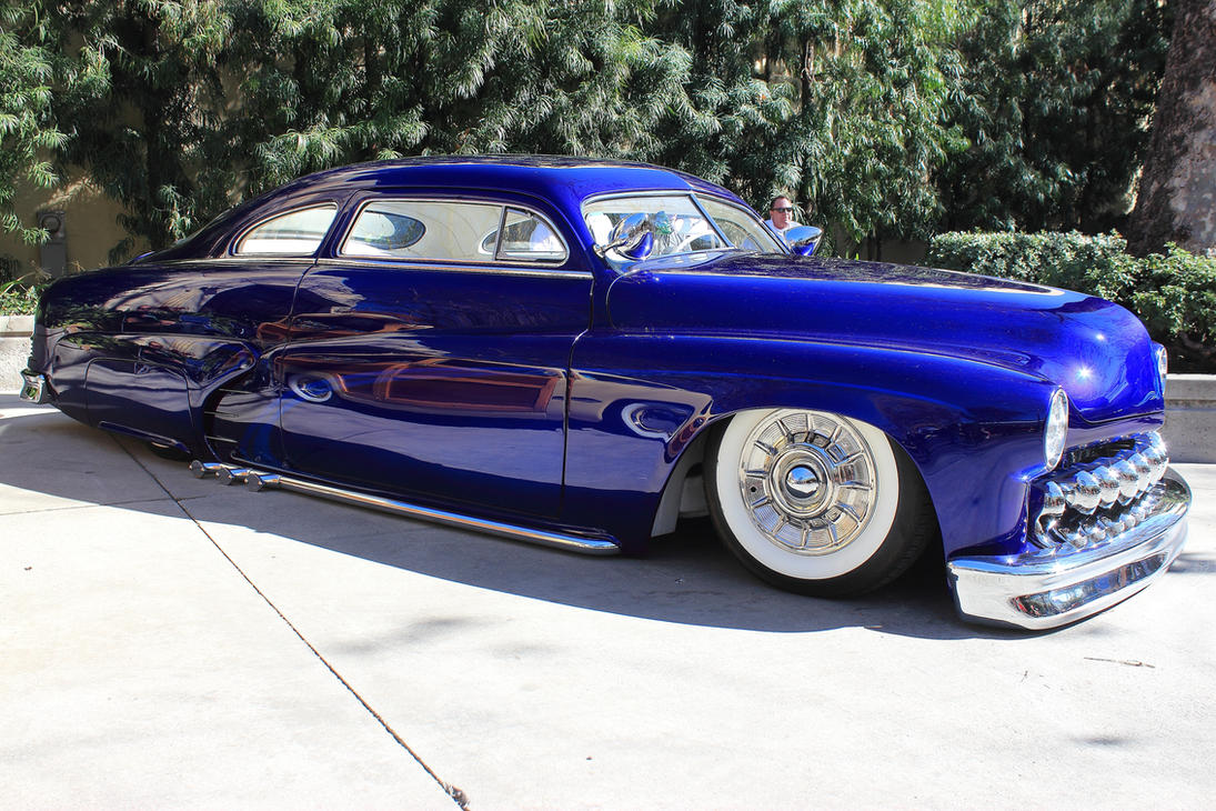 Beautiful Blue Lead Sled by DrivenByChaos on DeviantArt