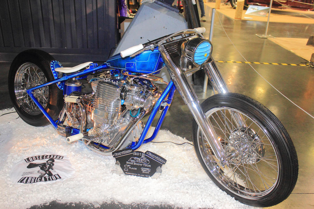 Blown Bobber by DrivenByChaos