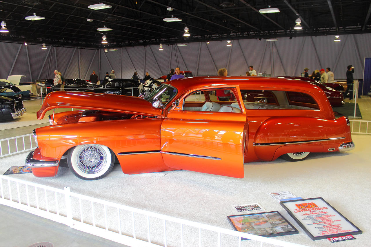 One Of A Kind Caddy by DrivenByChaos