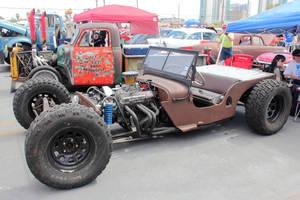 Big Ratty Jeep by DrivenByChaos