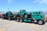 Classic Kenworth Cabover