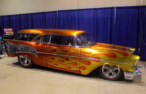 Life Size Hot Wheels Car by DrivenByChaos