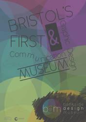 BanksideDesignMuseum Poster by Orikins