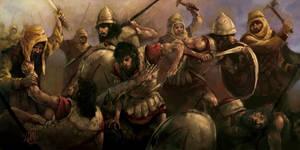 Thermopylae Battle