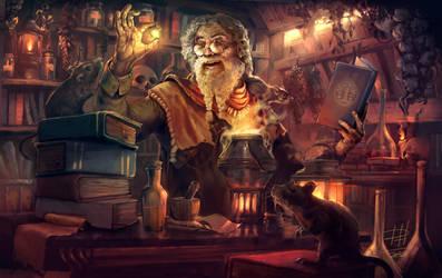 The Alchemist-Remastered