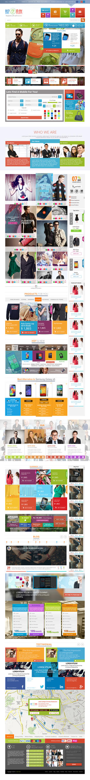 Multi Purpose Theme by netpal
