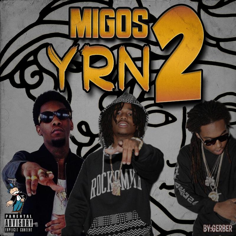 01 migos yrn 2 intro [young rich niggas 2] youtube.