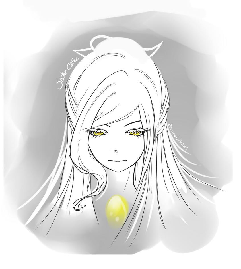 Sister Cathe by Zenmaijikake