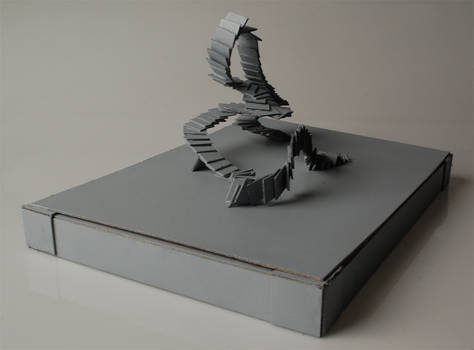 Sculpture of the mind.