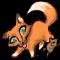 Kitsune by ChibreneyDragon