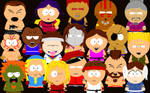 Street Fighter: South Park