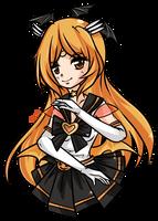 Sailor Pumpkin by LaPucelleChan