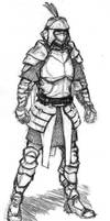 Armor sketch by Sokil-Su