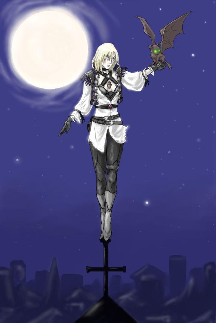 Goth char by Sokil-Su
