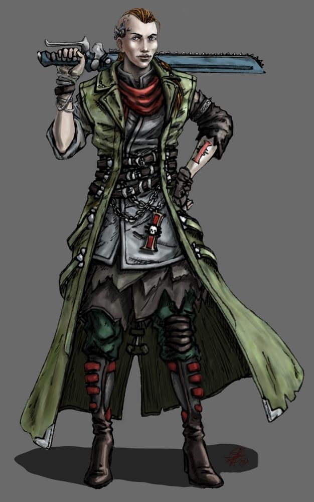 Inquisitor's Team - Scum by Sokil-Su