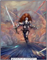 Eldar Howling Banshee Tarot v2 by Sokil-Su