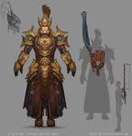 Allods: Drake Rider Concept