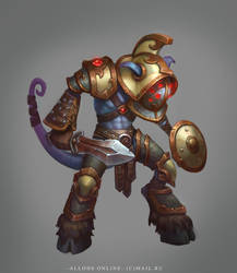 Allods Online: Heroes Arena Cobold by Sokil-Su