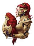 Howling Banshee Profile by Sokil-Su