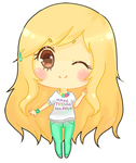 Another chibi version of me~