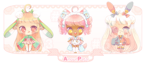 Adopt Collab - AmourPets (AUCTION - CLOSED)