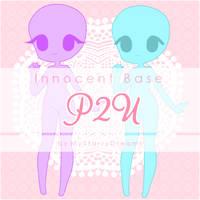 P2U - Innocent Base by MyStarryDreams