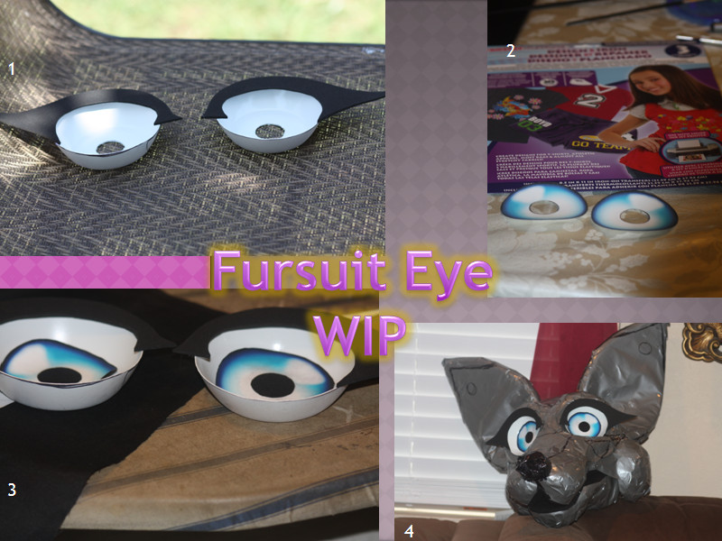 how to make eyes that follow you