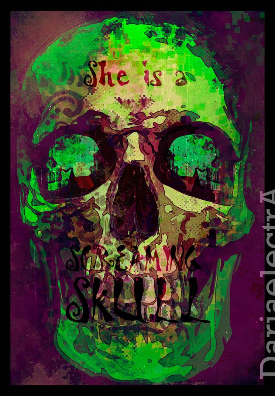 Screaming Skull [Paradisease]
