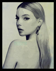 Anya Taylor Joy by D4RI4ELECTR4