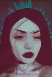 High School Lover (she was) by D4RI4ELECTR4