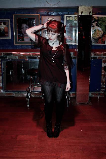 Lolita in a Bar Basement