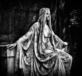 The High Priestess No.2 by doomed-forever
